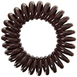 Invisibobble chocolate brown, 3 Stück, 1er Pack, (1x 3 Stück)