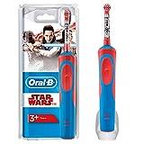 Oral-B Kids Elektrische Zahnbürste mit Star WarsFiguren