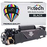 Pictech kompatible Laser-Tonerkassetten für HP M1120, M1120N, M1132, M1212nf, M1214nfh, M1217nfw, M1522N, M1522NF, P1005, P1006, P1102, P1102W, P1505, P1505N, Canon i-SENSYS LBP-3010, LBP-3100, Canon LaserShot LBP-3010, LBP-3018, LBP-3050, LBP-3100, LBP-3108, LBP-3150, LBP-3250, LBP-6000, LBP-6018 Drucker – Ersatz-Tonerkassette für Hp CB435A, 35A, CB436A, 36A, CE278A, 78A, CE285A, 85A (1x Schwarz)