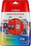 Canon High Capacity Ink Cartridge Value Pack PG-540XL,CL-541XL Genuine,  schwarz/farbige , XL