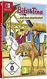 Bibi und Tina auf dem Martinshof Pferde Simulation - Nintendo Switch