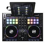 Reloop Beatpad 2 – 2-Kanal USB Cross Platform DJ Controller - 16 RGB Performance Pads mit...