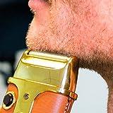 Wellys R 041548 Aufladbarer Reise-Rasierer Luxe