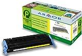 Für Canon Lasershot LBP-5000 - Yellow Farbtoner, Armor Colortoner Farblasertoner wiederaufbereitet, Toner für LBP-5000, 2000S.