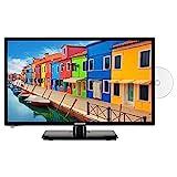 MEDION E12443 59,9 cm (23,6 Zoll) Full HD Fernseher (Triple Tuner, DVB-T2 HD, integrierter...