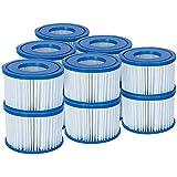 Bestway Filter Cartridge VI für Miami, Vegas, Monaco Lay-Z-Spa 58323- 6er Twin Pack