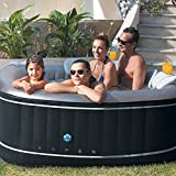 NETSPA 'ASPEN' Whirlpool für 4 Personen (2+2)