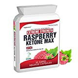 Body Smart Herbals - 30 Raspberry Ketones Extreme Weight Loss Slimming Dieting Fat Burner Aid Pills One Month Supply 1500mg Daily Dose