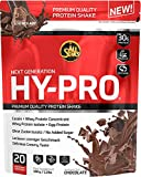 All Stars Hy-Pro Protein, Schoko, 1er Pack (1 x 500 g)