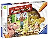 Ravensburger tiptoi Spiel 00830 Rätselspaß auf dem Bauernhof - Lernspiel ab 3 Jahren, lehrreiches Logikspiel für Jungen und Mädchen, für 1-4 Spieler
