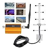 Tosuny Handy-Signalverstärker, GSM Handy-Signalverstärker 3G 4G-Repeater-Verstärker, Extender...