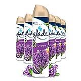 Glade (Brise) Duftspray, Lavendel, Lufterfrischer Raumspray, 6er Pack (6 x 300 ml)