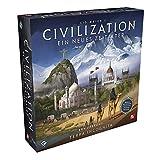 Fantasy Flight Games FFGD0174 Asmodee Civilization: Ein neues Zeitalter - Terra Incognita,...