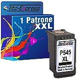 Tito-Express PlatinumSerie 1 Patrone XXL für Canon PG-545 XL Black IP2850 MG2550 MG2500 Series MG2450 MG2400 Series MG2950 MG2455 MG2555 IP2800 Series MG2900 Series
