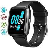 UMIDIGI Smartwatch UFit, Fitness Tracker Armbanduhr mit Blutsauerstoff-Monitor(SpO2) Blutdruck...