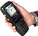 CLOTHES Tragbares Mobil intelligentes Terminal 3G Handheld Android 5.1, Unterstützung 1D 2D Barcode Scanner, 3,5 Zoll Touch Screen WiFi BT NFC for Lieferung Lagerverwaltung Versand
