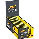 PowerBar PowerGel Shots Cola 16x60g - High Carb Energie Gummis + C2MAX Magnesium und Natrium + 75mg Koffein