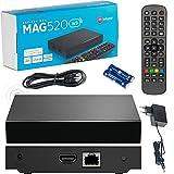Original Infomir MAG520w3 Wİ-Fİ /4K UHD IPTV Box / Internet TV / 2160p 60 FPS Media Player IPTV...