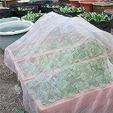 Somedays Variable Beetabdeckung Schädlingsschutz-Netz Insektennetz Schutznetz gegen Insekten,2M*1M (1 Stück)