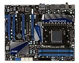 MSI 990FXA-GD80 Mainboard Sockel AMD AM3+ 990FX DDR3 Speicher, ATX