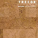 TRECOR Korkboden'Merida' mit Klicksystem, Keramiklack Oberfläche in 24 Farben (Natur)