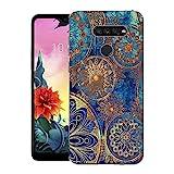 CaseExpert LG K50S Hülle, Ultra dünn TPU Gel Handy Tasche Silikon Case Cover Hüllen Schutzhülle Für LG K50S
