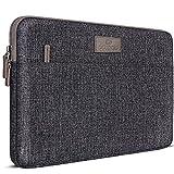 DOMISO 17 Zoll Wasserdicht Laptophülle Laptop Sleeve Case Notebook Hülle Tasche für 17.3' HP...