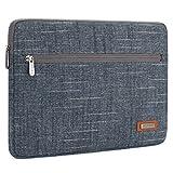 NIDOO 10 Zoll Laptophülle Notebook Tasche Laptop Sleeve Schutzhülle Hülle für 10.5' iPad Air / 10.5' 11' iPad Pro / 10' Microsoft Surface Go / 10.1' Lenovo Ideapad D330 / 10.5' Galaxy Tab S4, Blau