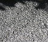 MGS SHOP 25 kg Basalt - Splitt Schwarz/Grau Streusplitt Ziersplitt Dekosplitt Pflastersplitt 2/5 mm