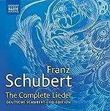 Franz Schubert: Sämtliche Lieder [38 CD Box]