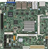 Server Mainboard Supermicro 1xSoC/Mini-ITX/4x1Gb LAN X11SBA-LN4F ohne OS