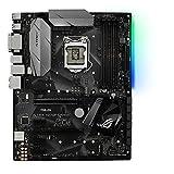 Asus ROG Strix H270F Gaming Mainboard Sockel 1151 (ATX, Intel H270, Kabylake, 4x DDR4 Speicher, USB...