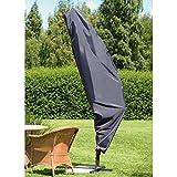 Koopman Deluxe 15183 Schutzhülle für Sonnensegel bis 400 cm