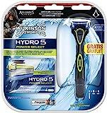 Wilkinson Sword Hydro 5 Power Select Vorteilspack Assassin's Creed, 5 Klingen plus Rasierer