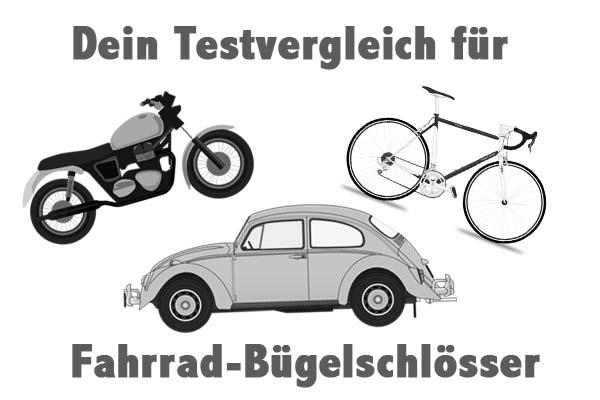 Fahrrad-Bügelschlösser