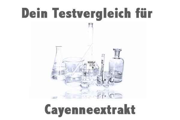 Cayenneextrakt