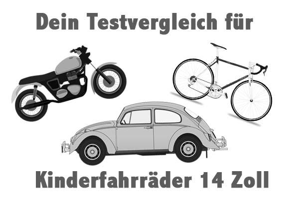 Kinderfahrräder 14 Zoll