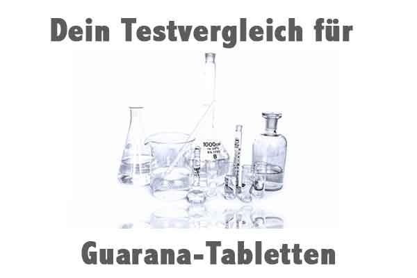 Guarana Tabletten