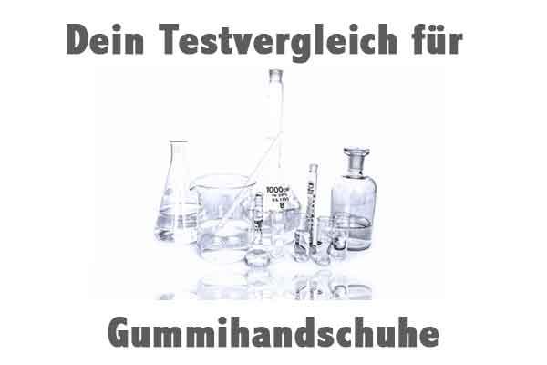 Gummihandschuh