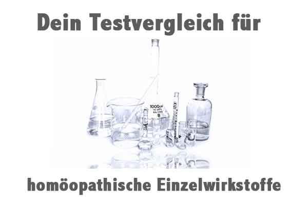 Homöopathische Einzelwirkstoffe