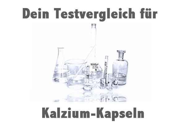 Kalzium Kapseln