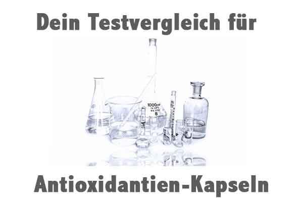 Antioxidantien Kapseln