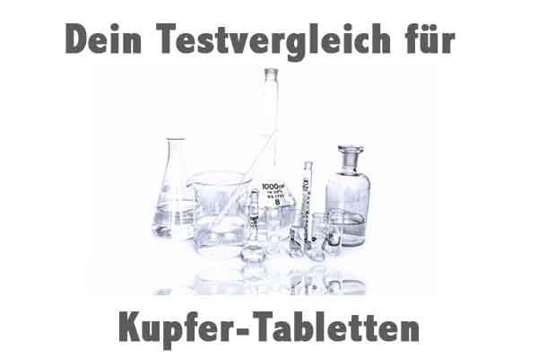 Kupfer Tabletten