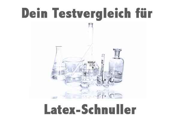 Latex Schnuller