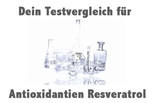 Antioxidantien Resveratrol