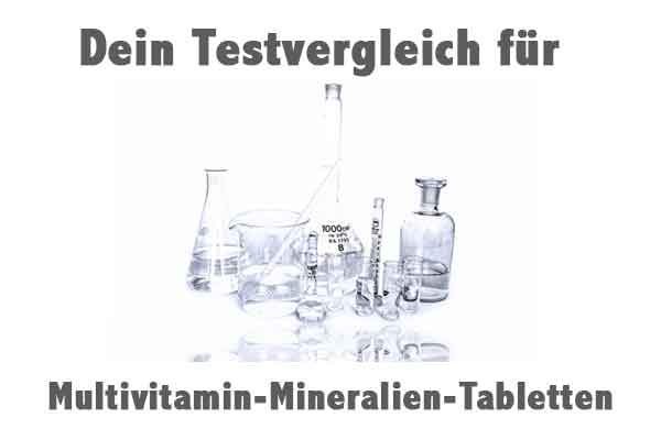 Multivitamin Mineralien Tabletten
