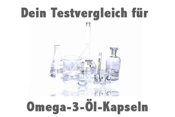 Omega 3 Öl Kapseln
