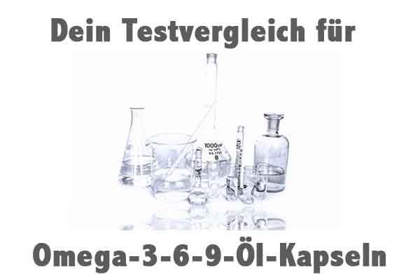 Omega 3-6-9 Öl Kapseln