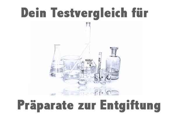 Praparate Zur Entgiftung 10 Bestseller Im Test Vergleich