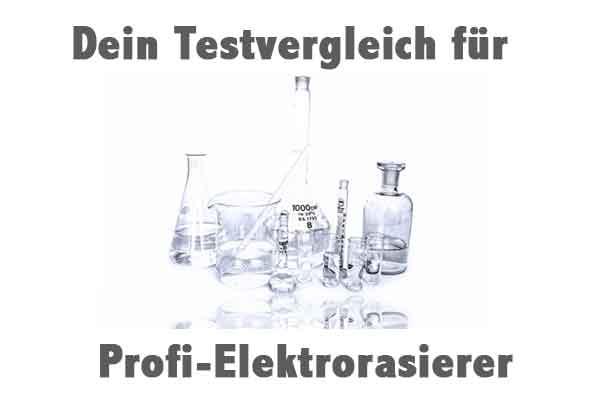 Profi-Elektrorasierer